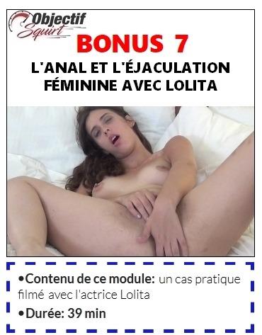 Le bonus 7 de la méthode sexuelle