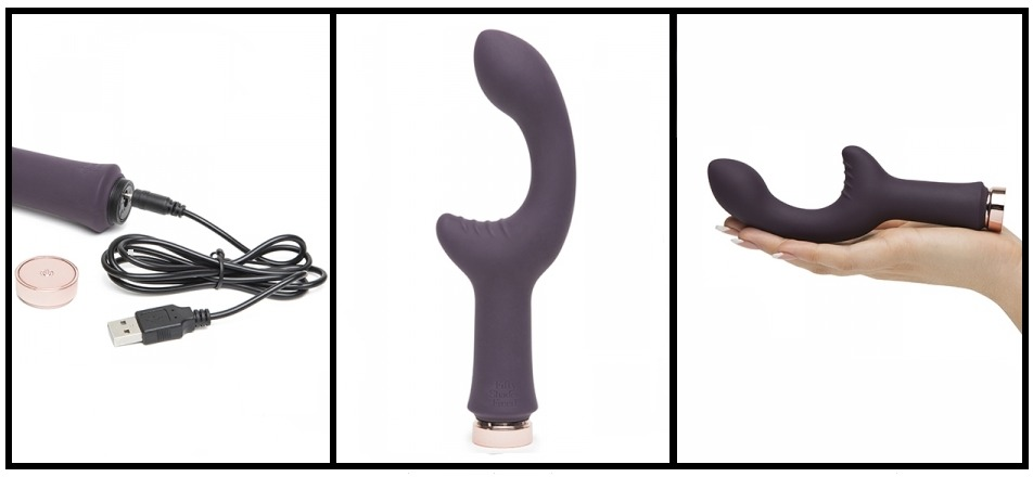Le vibro Point G Fifty Shades Freed