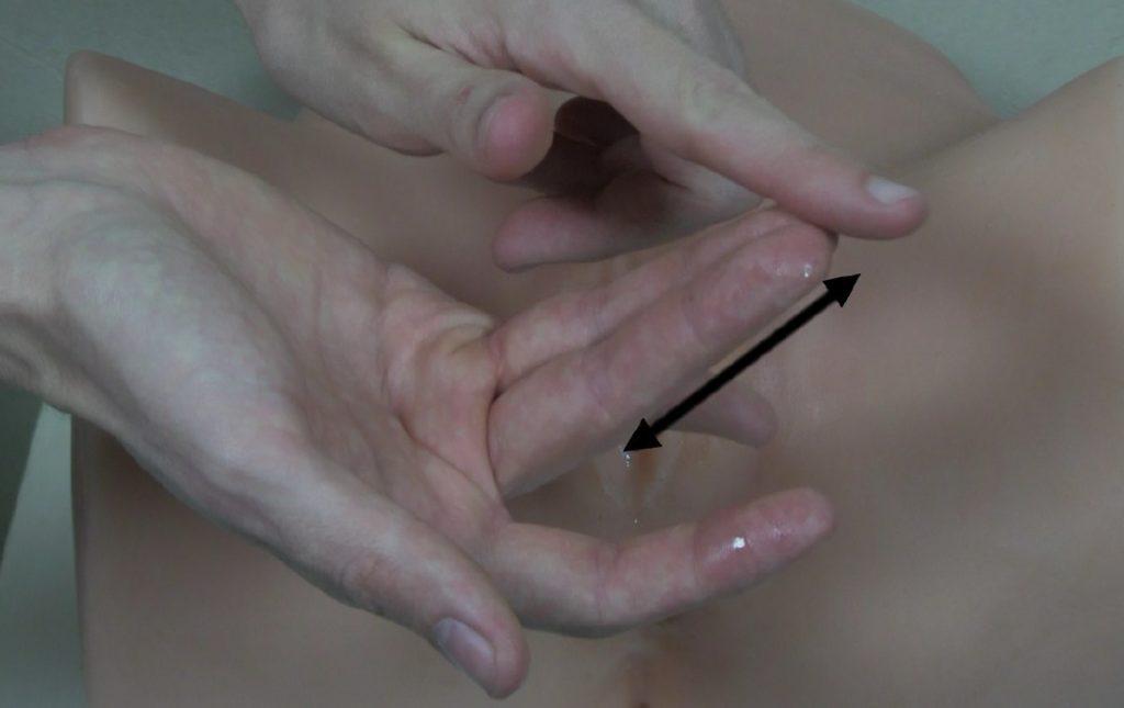 Le point G est à quelques centimètres dans le vagin
