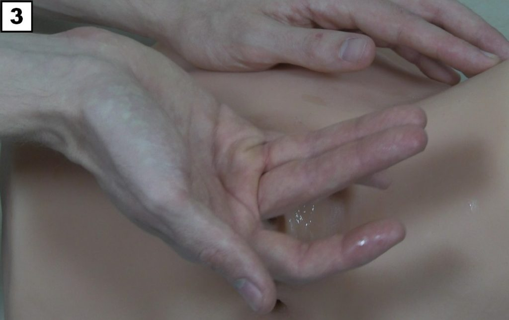 Bien doigter une femme, étape numéro 3