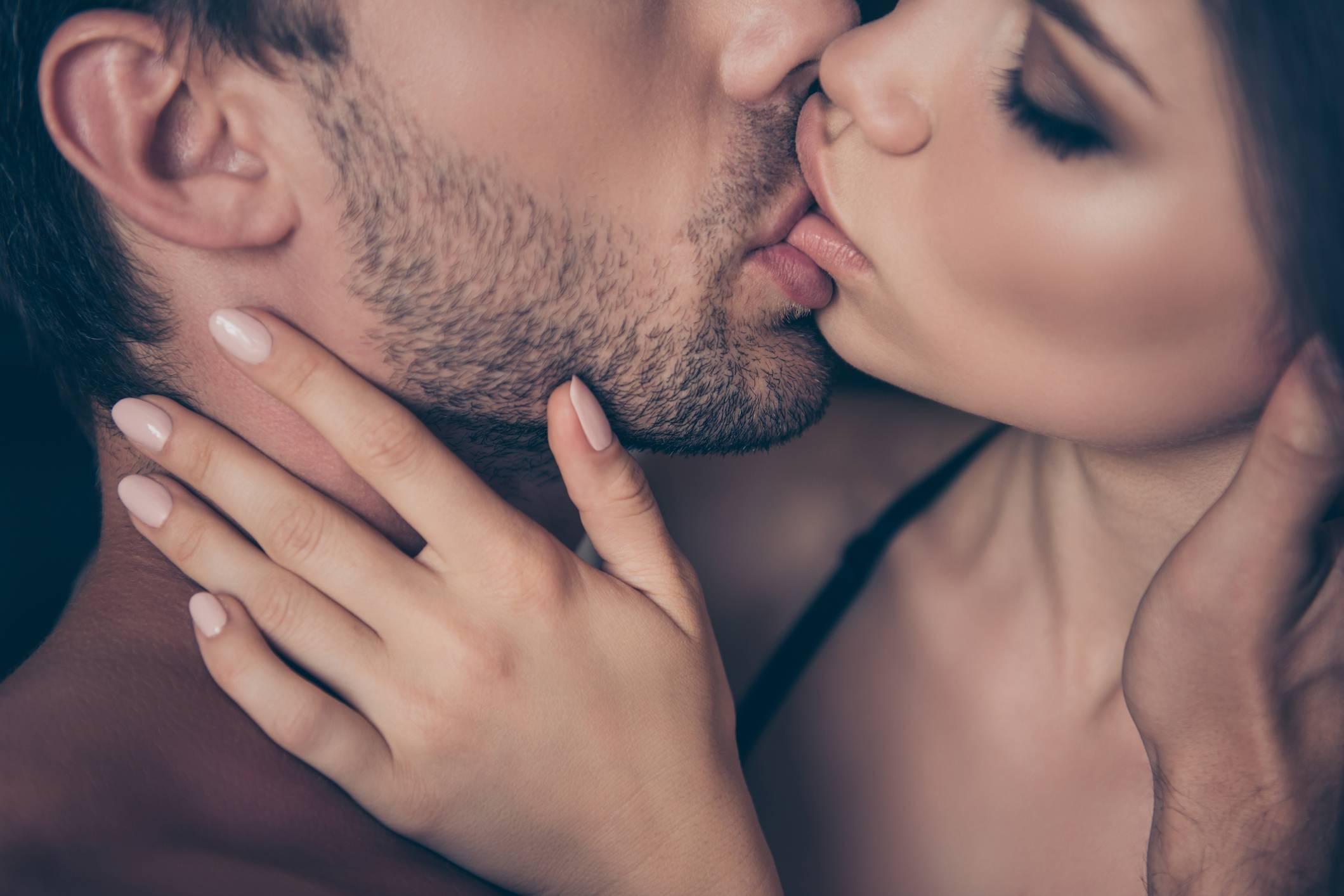 Le French Kiss, c'est toute une technique