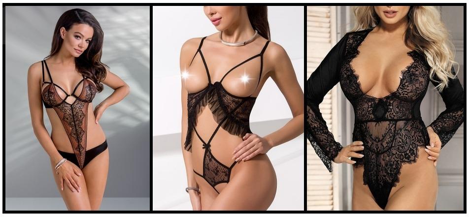 Un choix de body ultra sensuel