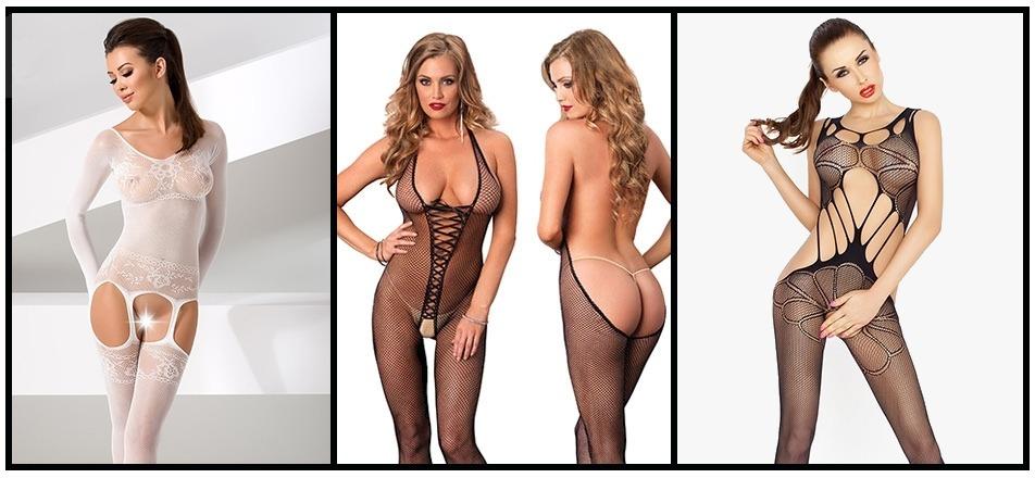 De la lingerie ultra glam et sexy