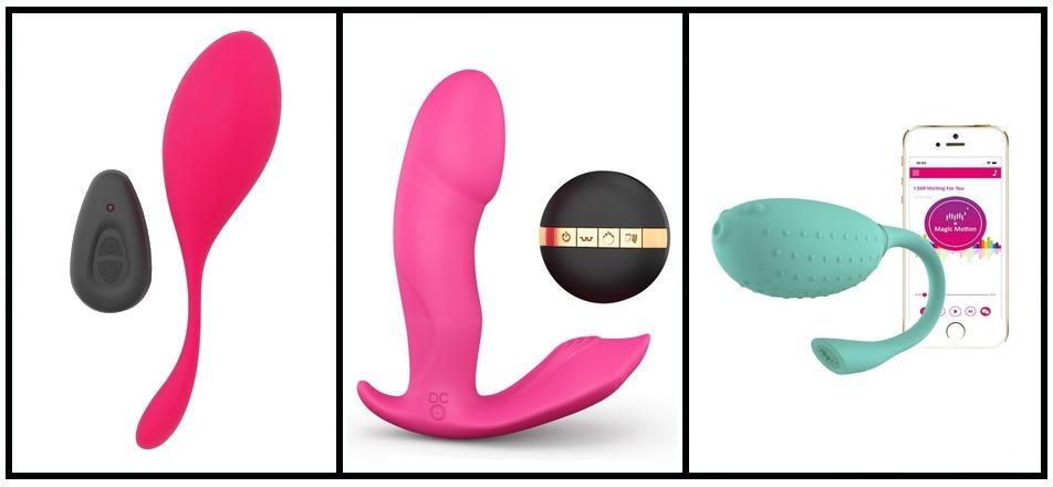 Contrôler ses orgasmes avec des sex-toys connectés
