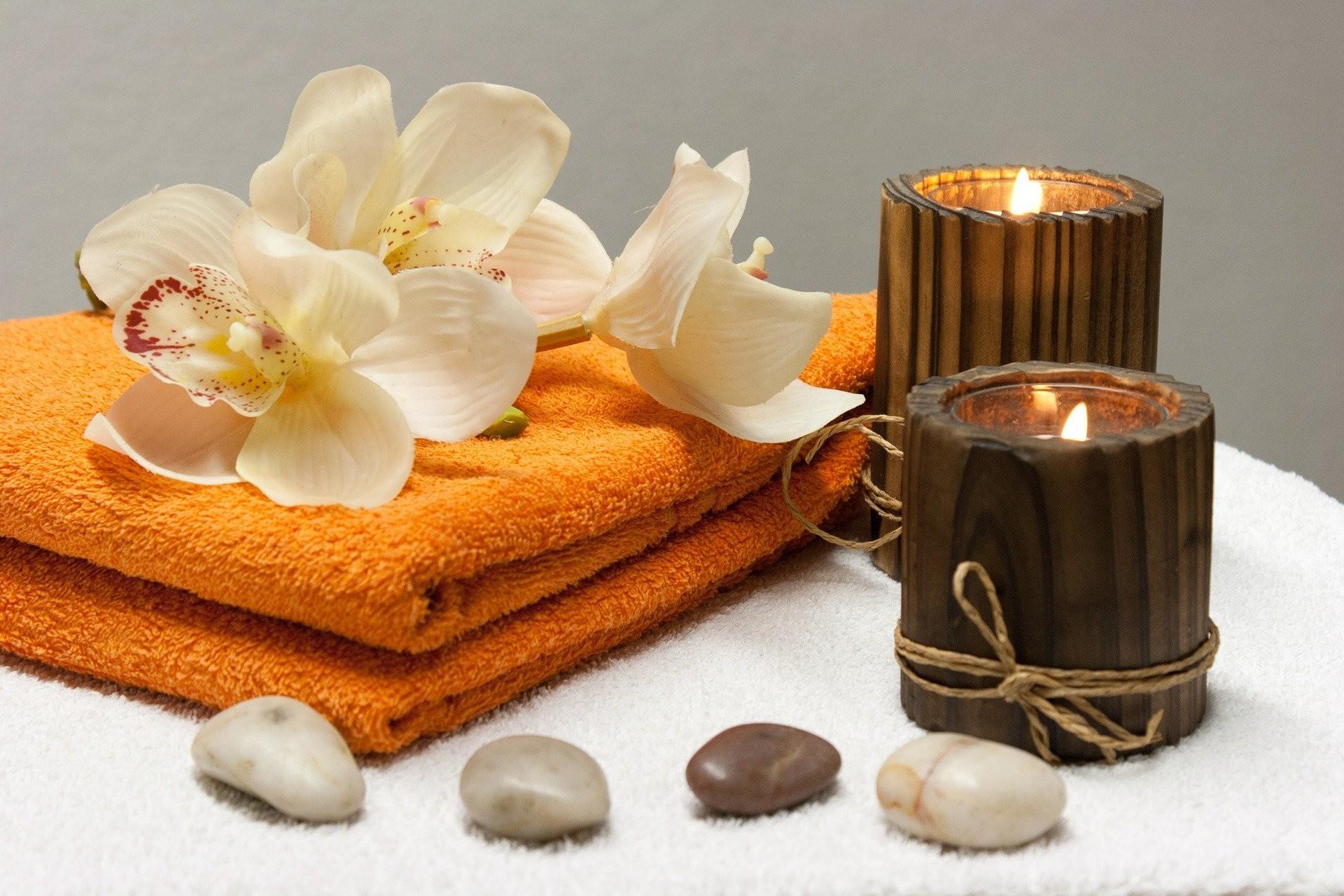 Un massage relaxant et érotique