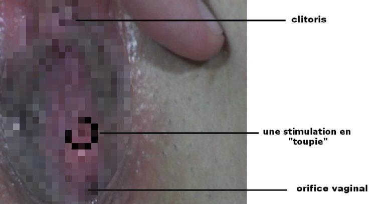 La technique de la toupie infernale pour donner un orgasme (photo)